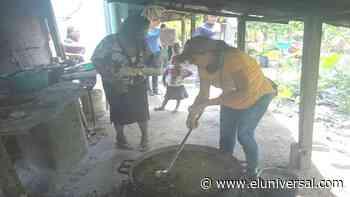 Alimentos y tapabocas compartieron con personas de bajos recursos en Barinas - El Universal (Venezuela)