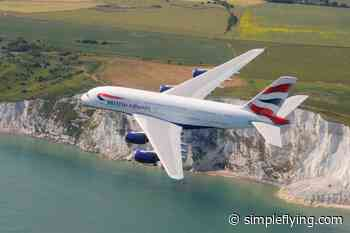 British Airways Flew An A380 Today – Here's Why That's Good News - Simple Flying