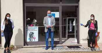 Umbria, a Gualdo Tadino c'è anche chi inaugura una nuova attività - Corriere dell'Umbria