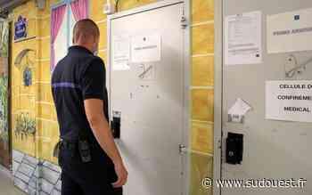 Gironde : à Gradignan, le virus est resté à la porte de la prison - Sud Ouest