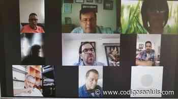 Dialogan sector comercial con Jano Segovia, alcalde de Matehuala - Código San Luis