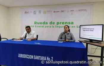 Matehuala registra quinto caso de Covid 19 - Noticias de San Luis Potosí - Quadratín San Luis
