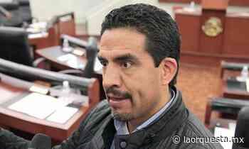 Jano Segovia anota también a Matehuala como municipio de la esperanza - La Orquesta