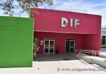 Continúa DIF Matehuala trabajando en beneficio de la población - Código San Luis