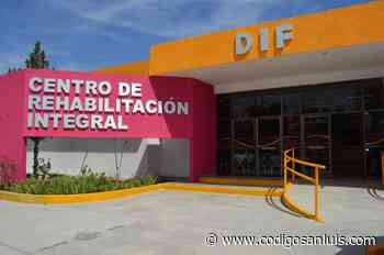 CRI Matehuala reanudará servicios de terapias de manera escalonada - Código San Luis