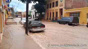 Lluvias provocan caos y afectaciones en Matehuala - Código San Luis