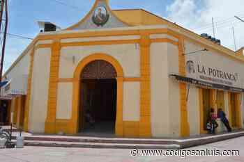 Mercado Mariano Arista en Matehuala se mantendrá abierto bajo medidas sanitarias - Código San Luis