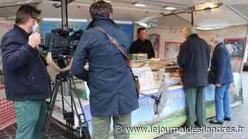 Élection sur TF1 : Bergues est-il le plus beau marché de France ? - Le Journal des Flandres