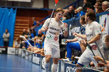 Finnish floorball gets an international-focused makeover - News Now Finland