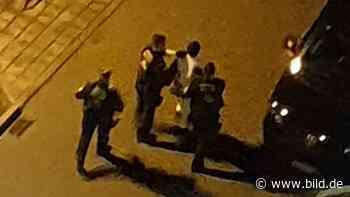 Sachsen: Frau in Freiberg getötet, Mann verhaftet - BILD
