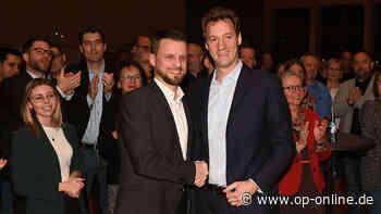 Amtseinführung Bürgermeister Langenselbold von Corona beeinflusst. | Langenselbold - op-online.de