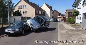 Mondorf: 84-Jähriger aus Niederkassel bei Unfall leicht verletzt - General-Anzeiger