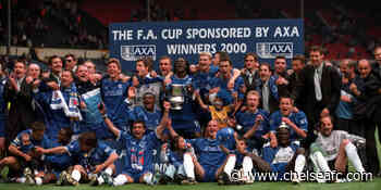 An early start, John Terry's first Chelsea goal and two narrow Wembley wins: the story of our 1999/00 FA Cup triumph | Official Site | Chelsea Football Club - Chelsea FC