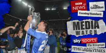 Media Watch: John Terry dons 2012 full kit once again, ex-Blue thanks Chelsea for concern for his well-being, pundit tips Conor Gallagher to go on loan again | Official Site | Chelsea Football Club - Chelsea FC