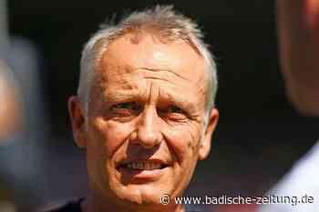 Für Christian Streich ist Oliver Baumann immer noch ein Freiburger - SC Freiburg - Badische Zeitung - Badische Zeitung