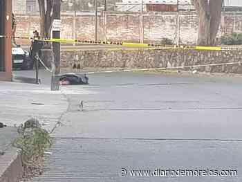 Abandonan a sujeto descuartizado en Jiutepec - Diario de Morelos
