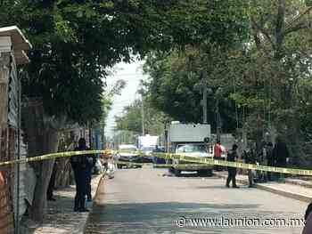 Asesinan a balazos a un hombre en la Calera Chica, en Jiutepec - Unión de Morelos