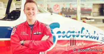 Family of pilot who survived Snowbirds crash thanks Kamloops for outpouring of support