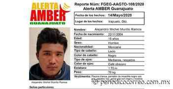 Activan Alerta Amber en Irapuato por desaparición de un adolecente de 15 años - Periodico Correo