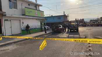 Balean pollera de Irapuato, hay un muerto y 2 heridos - Zona Franca