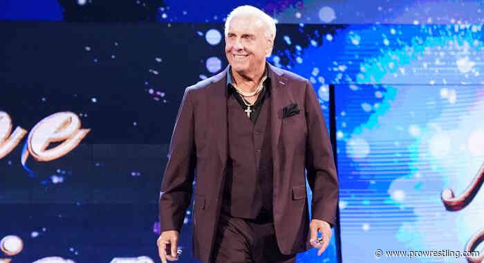 Don't Expect Ric Flair To Appear In AEW Any Time Soon…
