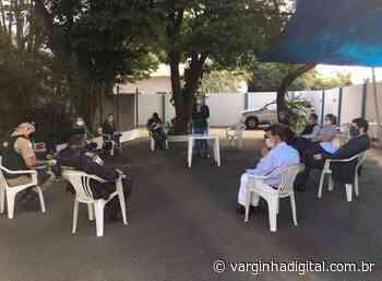 Prefeitura de Varginha instala barreiras sanitárias no combate à Covid-19 - Varginha Digital