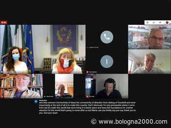 """Il Consiglio d'Europa conferisce la """"Placca d'Onore"""" a Formigine - Bologna 2000"""