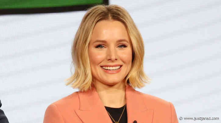 Kristen Bell Says Her 5½-Year-Old Daughter Is Still Wearing Diapers