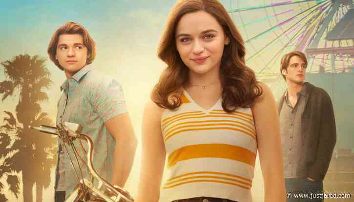Joey King Announces 'Kissing Booth 2' Release Date & Reveals Movie Poster!