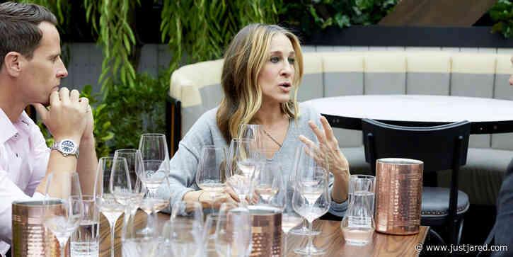Sarah Jessica Parker Debuts Rosé Wine!