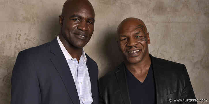 Mike Tyson Is Considering a Rematch With Evander Holyfield for This Reason