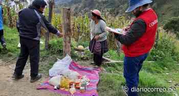 Huancavelica: Investigan anomalías en entrega de canastas en Tayacaja - Diario Correo
