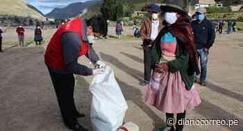 Huancavelica: El 8% de Municipios incumple con registrar número de beneficiarios - Diario Correo