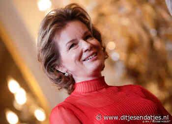 Ook koningin Mathilde viert dag van de vroedvrouw - Ditjes & Datjes - Ditjes en Datjes