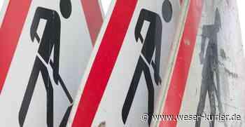 Worpsweder Ortsdurchfahrt soll saniert werden - WESER-KURIER