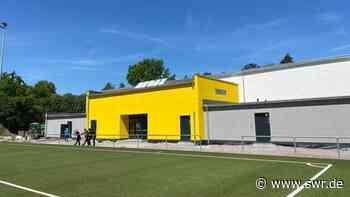 Landau bekommt überraschend Geld für Sporthallenausbau   Ludwigshafen   SWR Aktuell Rheinland-Pfalz   SWR Aktuell - SWR