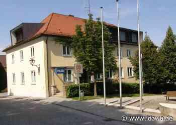PI Landau an der Isar: Fensterscheiben eingeworfen - idowa