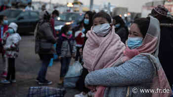 Flüchtlinge: Hungerstreik in Landau gegen Europas Asylpolitik   Politik - Frankfurter Rundschau