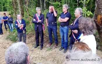 """Lac de Caussade : """" Il était temps qu'une telle délégation vienne"""", selon Jean Dionis - Sud Ouest"""