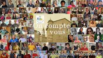 Déconfinement en Haute-Vienne : quand les habitants remercient leurs commerçants - France 3 Régions