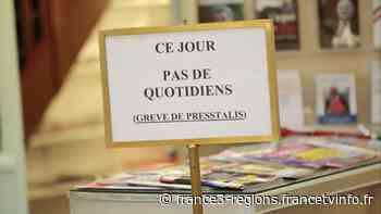 Haute-Vienne : PRESSTALIS en redressement judiciaire, des bureaux de Tabac sont privés de journaux - France 3 Régions