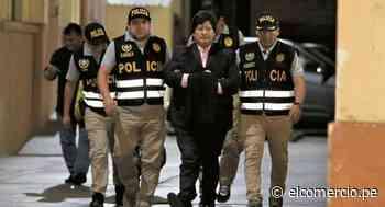 Coronavirus en Perú: Edwin Oviedo salió de penal de Picsi para cumplir arresto domiciliario - El Comercio Perú