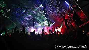 JARRY à MAXEVILLE à partir du 2021-03-12 0 47 - Concertlive.fr