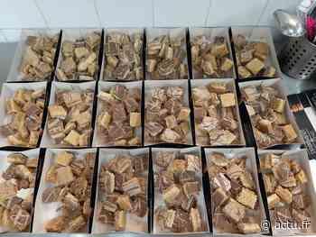 Seine-et-Marne. A Provins, Best Brooklyn Cakes lance des gourmandises au profit des soignants - actu.fr