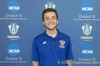 Mercier steps up to NCAA Division III student-athlete advisory committee - By Mark Haskell - Courier-Gazette & Camden Herald