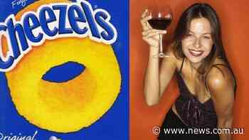 What wine pairs best with Cheezels?