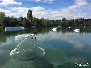 Saint-Fargeau-Ponthierry. Les amateurs de glisse vont pouvoir refaire du téléski nautique - La République de Seine-et-Marne