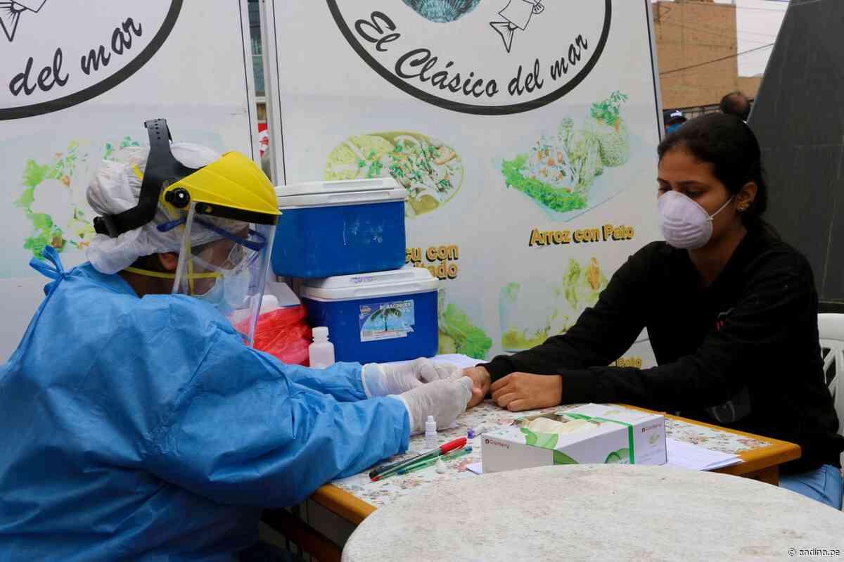 Reactivación económica: restaurantes de Huacho se preparan para reanudar sus operaciones - Agencia Andina