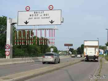 Yvelines. Accident sur la D 307, le minitunnel de Rocquencourt fermé dans un sens - actu.fr