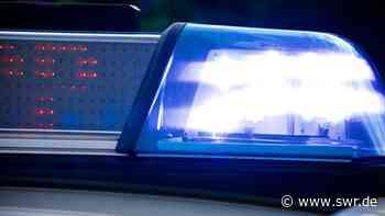 Polizei sucht unbekannten Motorradfahrer bei Laupheim - SWR